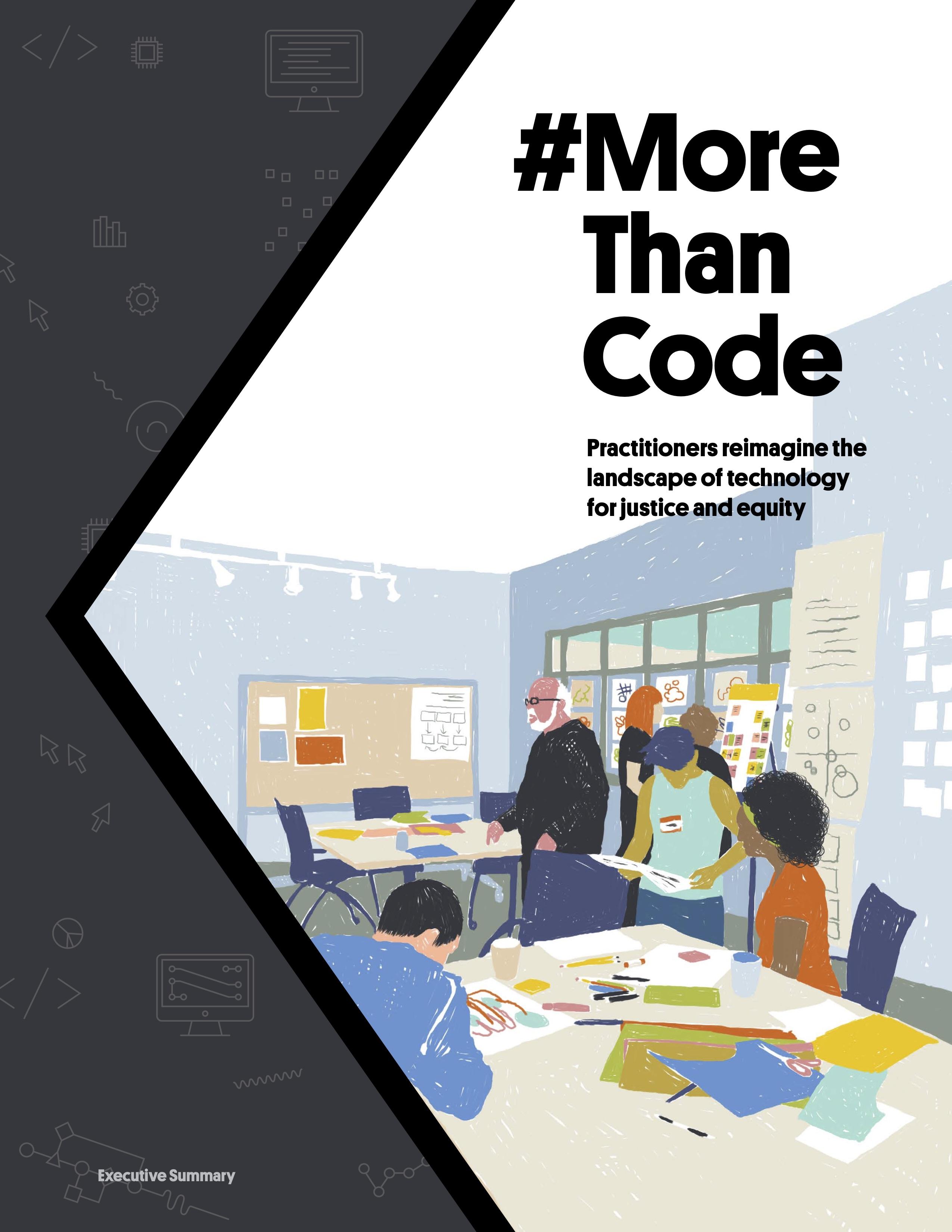 #MoreThanCode